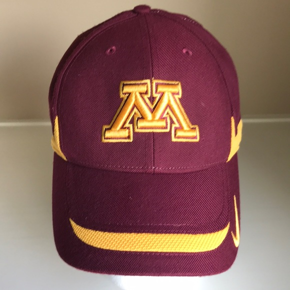 Nike Other - University of Minnesota baseball hat cap Nike